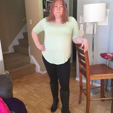 Ontmoeting met deze 45-jarige vrouw
