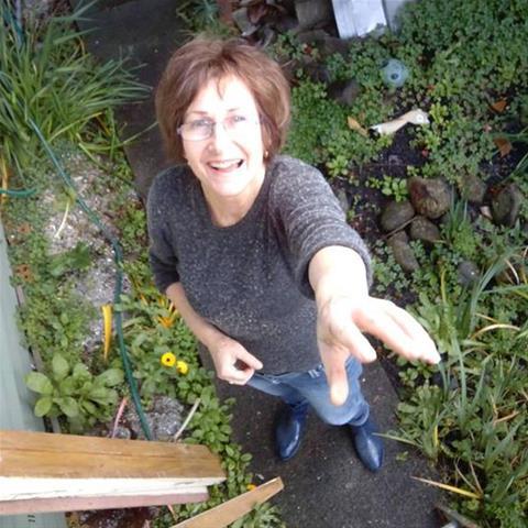 Naar bed met een 76-jarig omaatje uit Gelderland