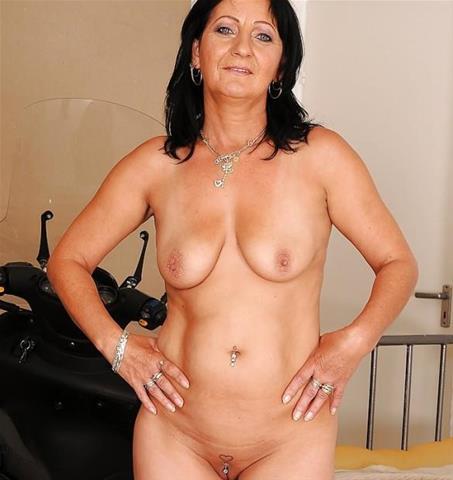 Neuken met deze 54-jarige vrouw